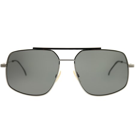 Fendi Fendi Air FF M0007 KJ1 M9 Unisex  Aviator (Air Sunglasses)