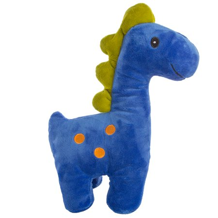 "Gitzy 12"" Dinosaur Stuffed Animal Plush Toy Super Soft Cute Stuffed Animals For Toddlers Kids Boys Girls - Cheap Girl Stuff"