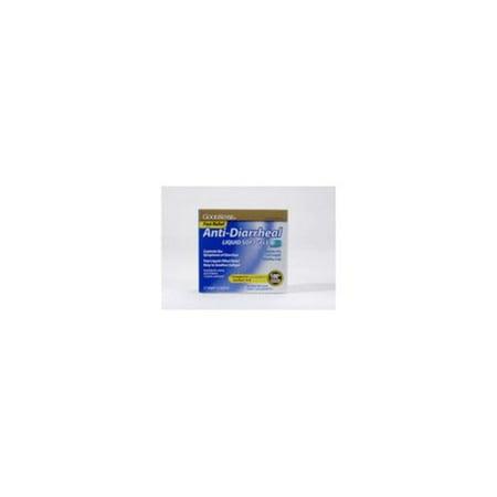 Bon sens- Antidiarrhéiques liquide Softgel Case Pack 24