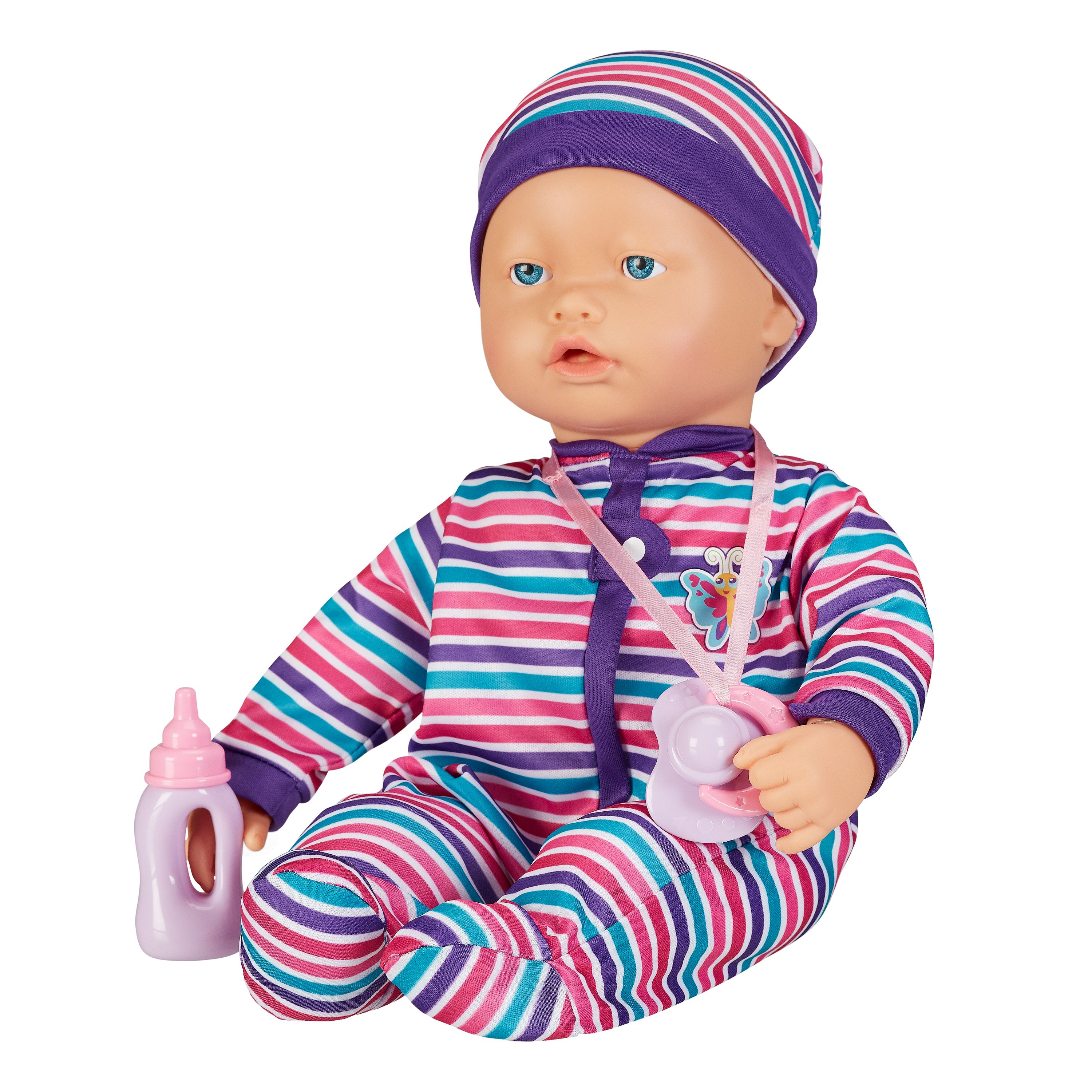 My sweet love interactive baby doll 16
