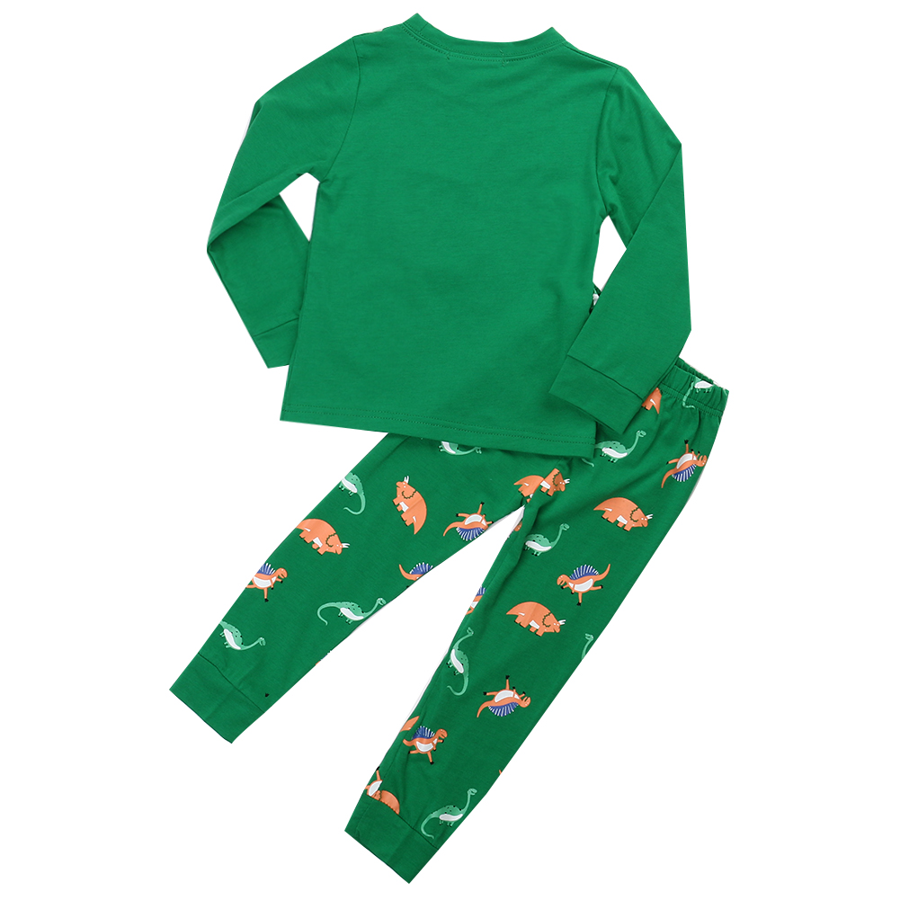 5a0467e16e93 Gaono - Toddler Baby 2 Piece Pajama Set Cotton Printed T Shirt with Pants -  Walmart.com