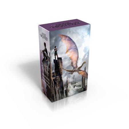 The Harper Hall Trilogy : Dragonsong; Dragonsinger;
