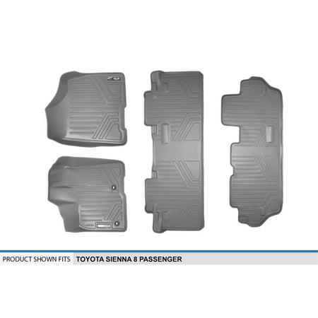 Maxliner A2128 B2083 C2083 Maxfloormat All Weather Custom Fit Floor Mats