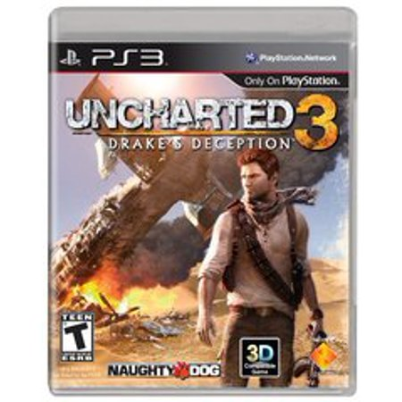 Uncharted 3 Drakes Deception - Playstation 3