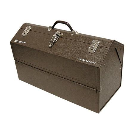Homak BW00210220 22 in. Cantilever Steel Toolbox (Brown)
