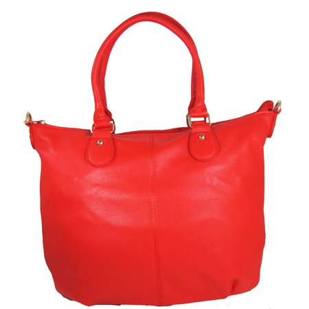 Amtal Women Large Oversized Color Block Shoulder Tote Hobo Style Handbag