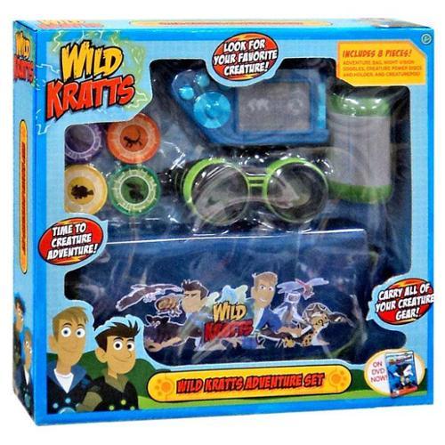 Wild Kratts Adventure Set