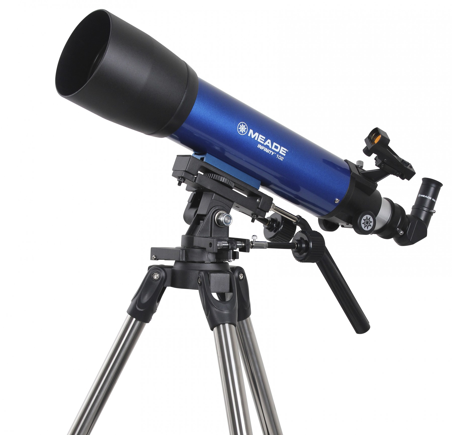 Meade Instruments Infinity 50mm Altazimuth Refractor Telescope by Meade