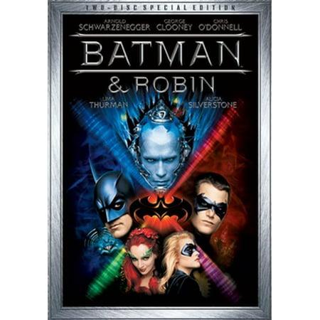 Batman & Robin (DVD) (Batman Robin Games)
