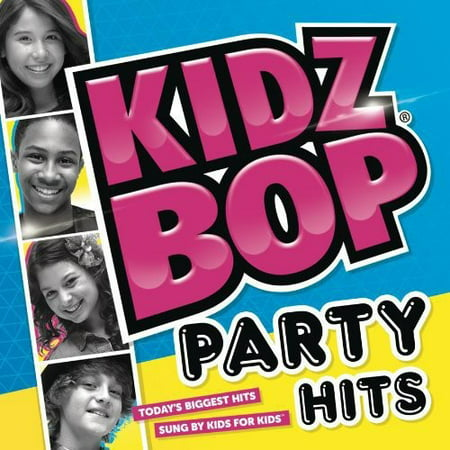 Kidz Bop Party Hits! (CD)