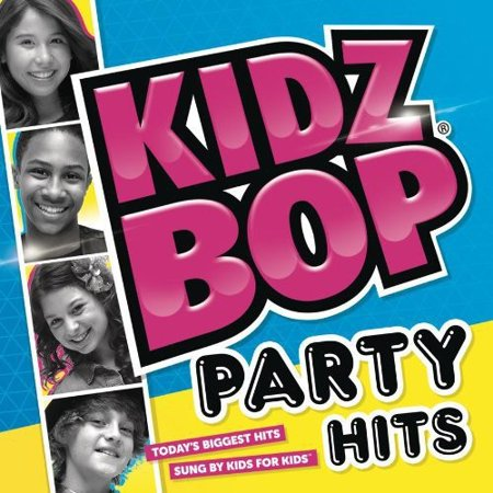 Kidz Bop Party Hits! (CD) - Kidz Bop This Is Halloween