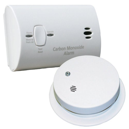 Kidde Smoke and (CO) Carbon Monoxide Alarm Value I9040E KN-COB-LP2