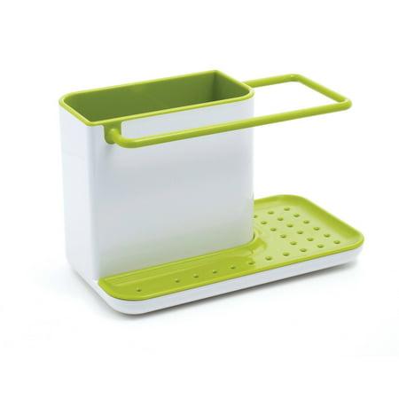 Joseph Hansonland Kitchen Brush And Sponge Holder  Sink Caddy   Green By Josephs