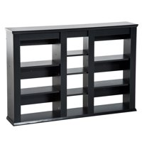 Product Image Homcom Wall Mount Media Storage Shelf