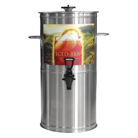 Tea Dispenser, 3 Gallon NEWCO COFFEE - Tea Dispenser