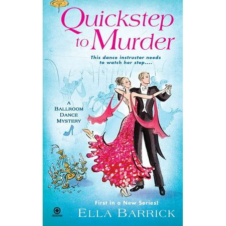 Quickstep to Murder : A Ballroom Dance Mystery - Ballroom Dance Outfit