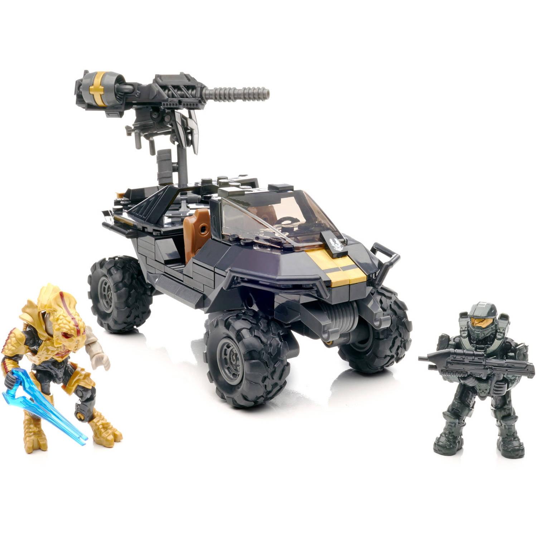 Mega Bloks Halo UNSC Attack Gausshog