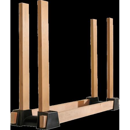 Firewood Adjustable Plastic Bracket Kit ()