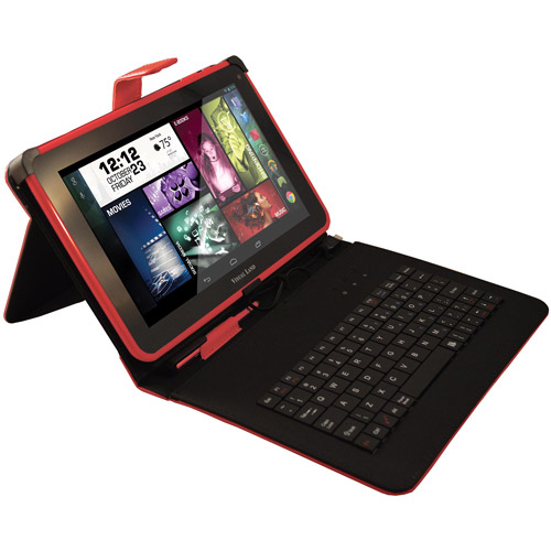 """Visual Land Prestige Elite 9Q with WiFi 9"""" Touchscreen Tablet PC Featuring Android 4.4 (KitKat) Operating System"""
