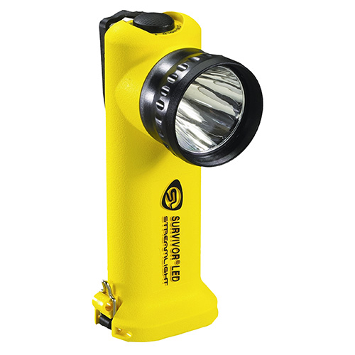 Streamlight Survivor LED 4AA Flashlight, Yellow