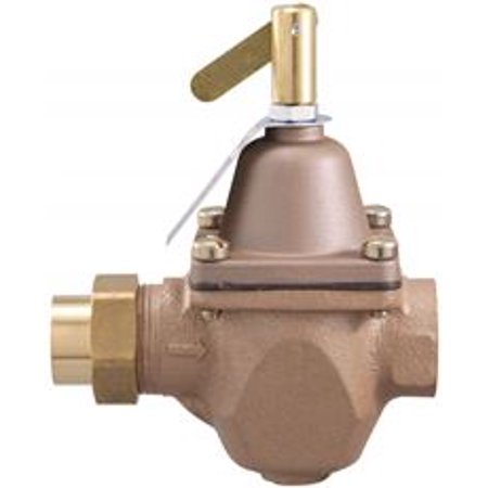 Union Water (Feed Water Pressure Regulator With Union, 1/2 In. Sweat )