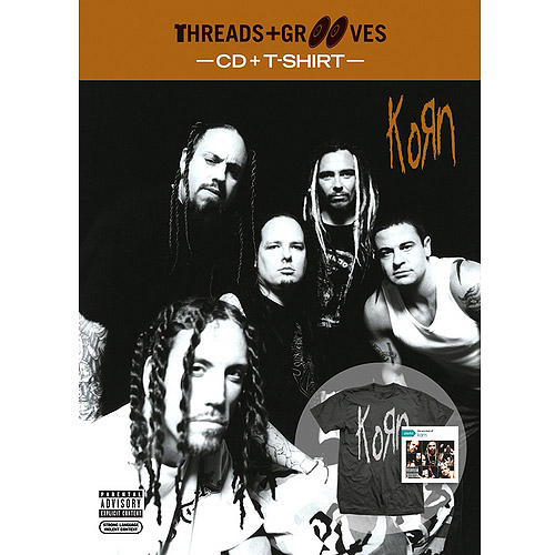 PLAYLIST: THE VERY BEST OF KORN [THREADS AND GROOVES] [PA]