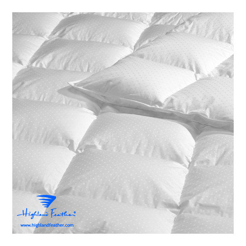 Highland Feather Rennes Midweight Down Comforter