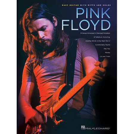 Pink Floyd : Easy Guitar with Riffs and Solos