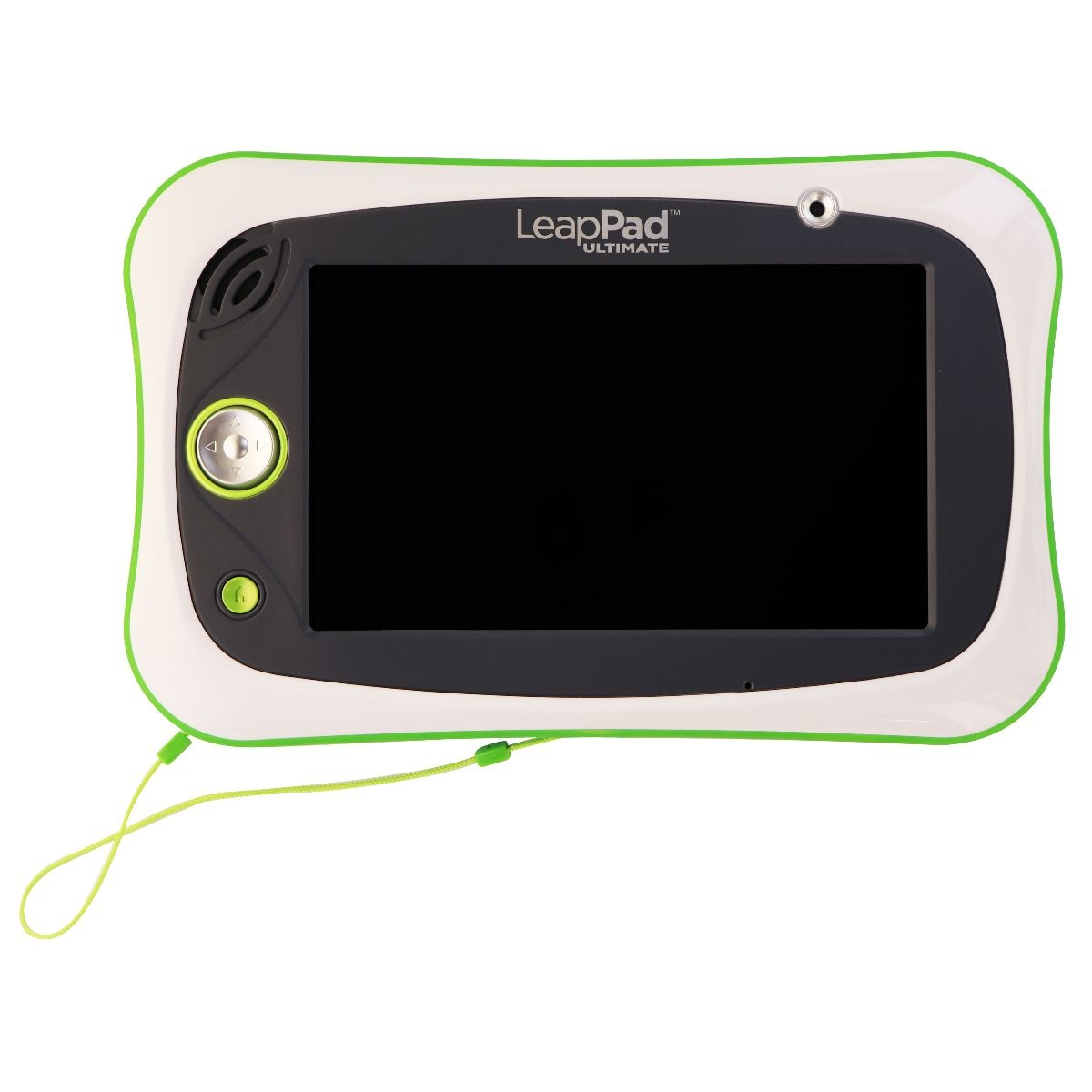 LeapFrog LeapPad Ultimate Edition Kids 7-inch Gaming Tablet White Green (Refurbished) by LeapFrog