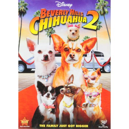 Beverly Hills Chihuahua 2 (Only In Beverly Hills)