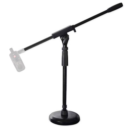 Rockville Kick Drum Stand w/Steel Round Base For SE Electronics X1 D -