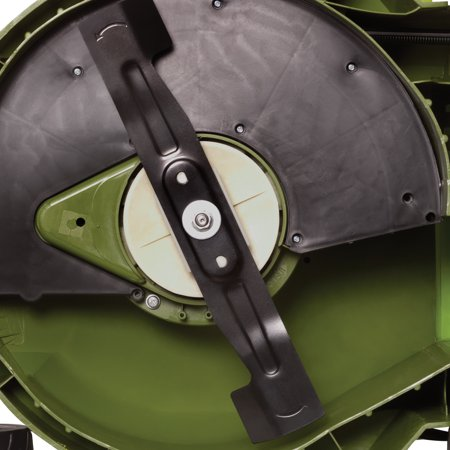 Sun Joe iON16LM-HYB Hybrid Lawn Mower , 16 inch  - 40V