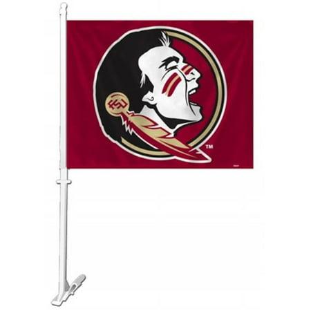Florida State Seminoles Car Flag - image 1 of 1