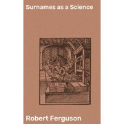 Surnames as a Science - eBook