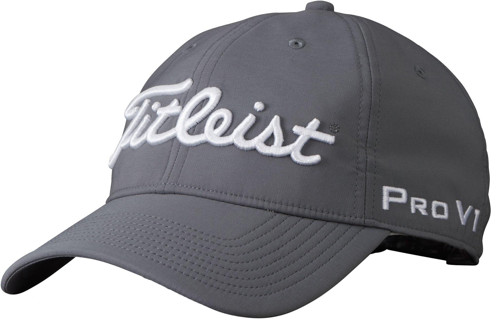 ae5bda9221d Titleist Men s Tour Performance Golf Hat - Walmart.com