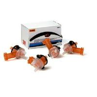 3M Accuspray Atomizing Head, 16612, Orange, 1.4 mm, 4 per kit