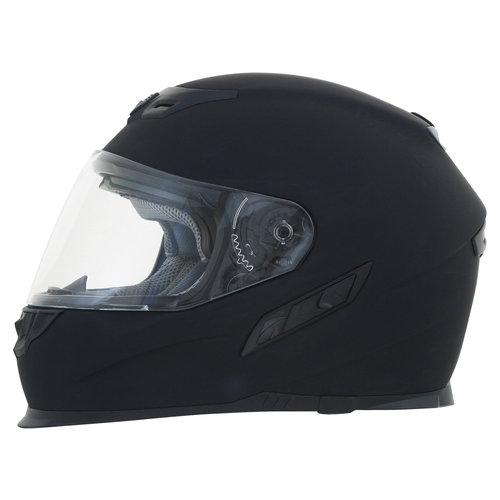 AFX FX-120 Solid Helmet Flat Black