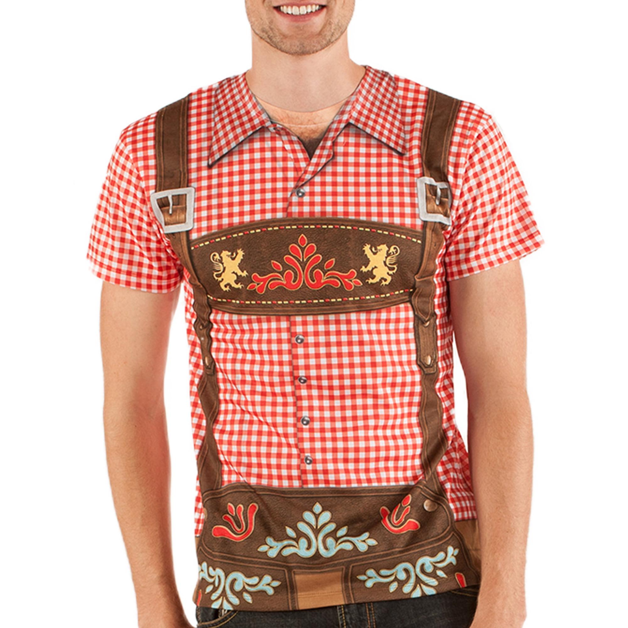Men's Oktoberfest Men's Short Sleeve Tee Shirt