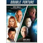 Star Trek IX: Insurrection   Star Trek X: Nemesis (Widescreen) by PARAMOUNT HOME VIDEO