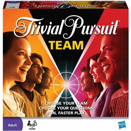 Trivial Pursuit Teams
