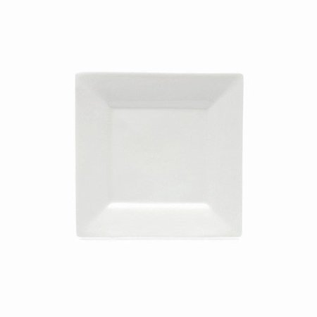 Maxwell & Williams White Basics 10.5-inch Square Dinner Plate](Square White Plates)