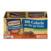 Pretzels: Snyder's 100 Calorie Snaps