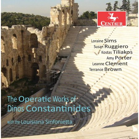 - Operatic Works of Dinos Constantinides