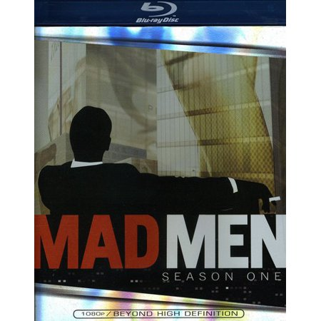 Mad Men  Season 1  Blu Ray