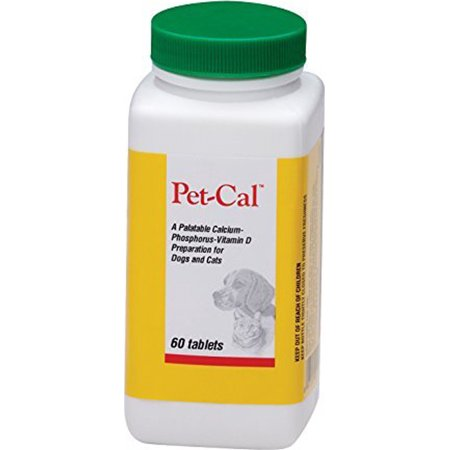 Pet Cal Tabs (PET-CAL TABLETS FOR DOGS )
