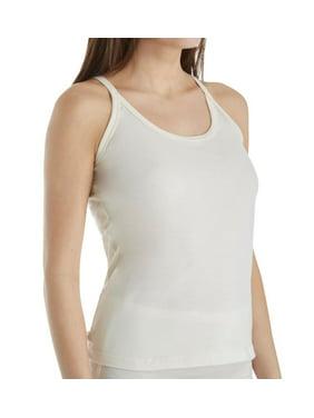 2ce7198a92d Product Image Women s Cottonique W22217 Natural Organic Cotton Camisole