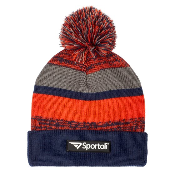4c4e569641a Sportoli - Sportoli Men s and Boys  Kids 3-Piece Striped Knit Cold ...