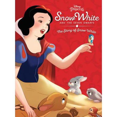 Seven Dwarfs Snow - Snow White and the Seven Dwarfs: The Story of Snow White