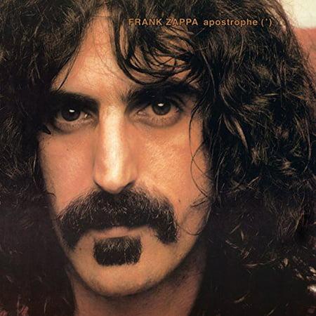 Frank Zappa - Apostrophe - Vinyl (The Best Of Frank Zappa 2019)