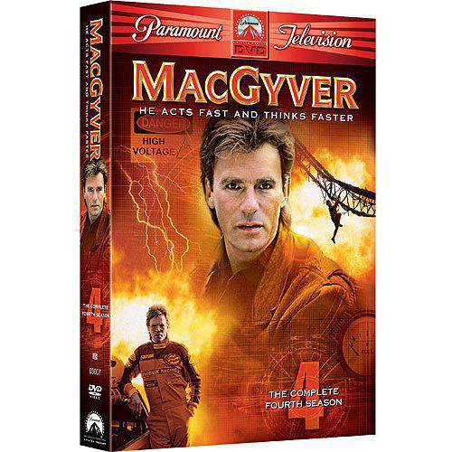 MacGyver: The Complete Fourth Season (Full Frame)